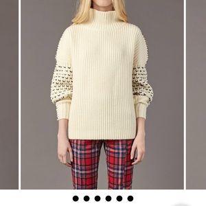 Tanya Taylor wool sweater, size Medium